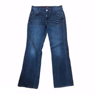 Ooh La La Bootcut Boogie Jeans 0323